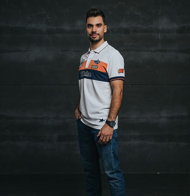 Polo Miguel Oliveira | Salsa Jeans