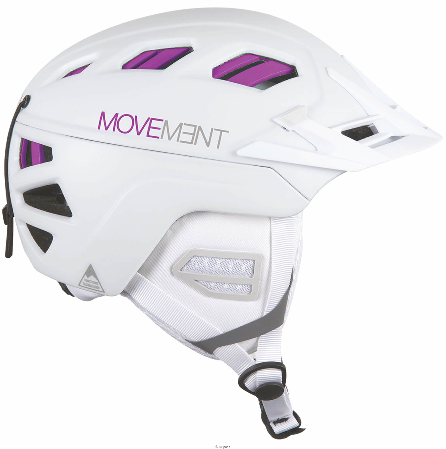 Movement casque 3Tech Freeride