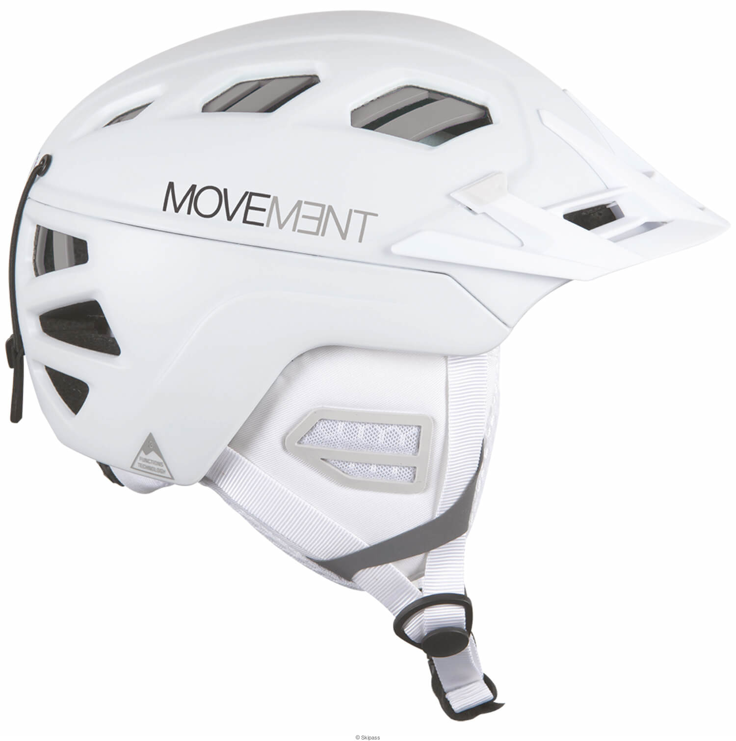 Movement  - CASQUE 3Tech Alpi