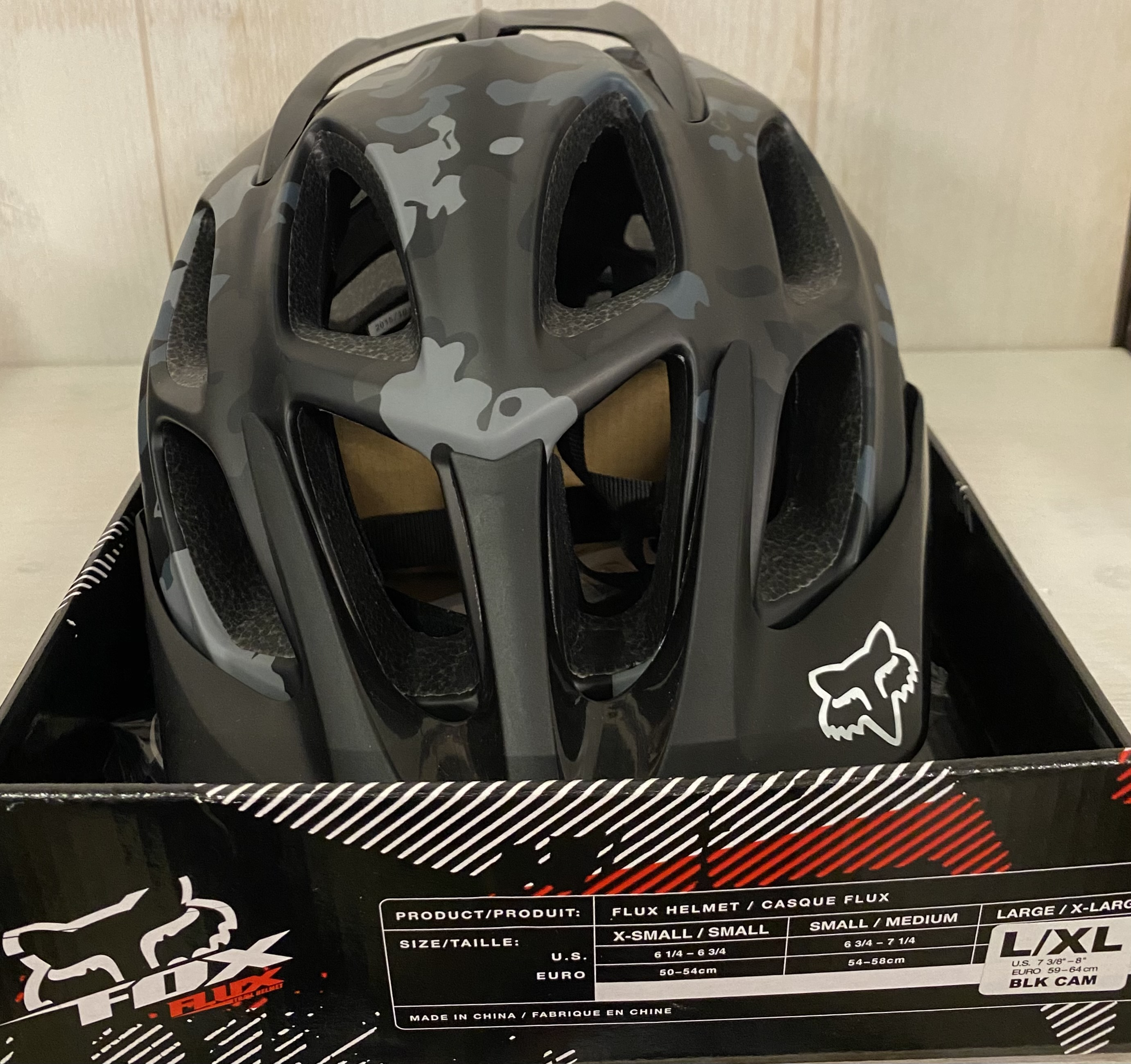 Fox Striker Helmet, L/XL