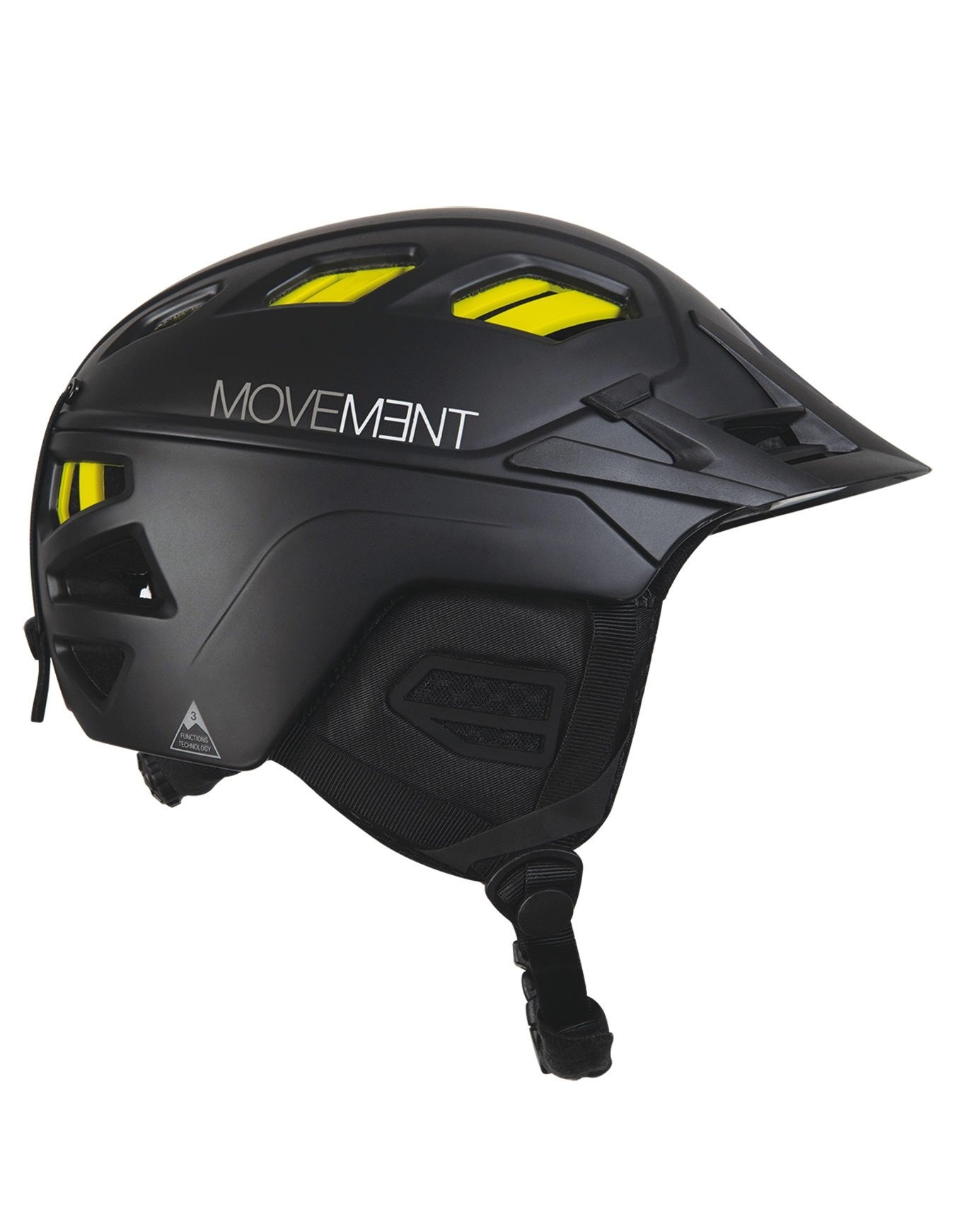 Casques MOVEMENT 3TECH FREERIDE